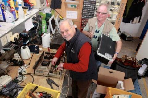Foto reparatie elektro Bram Meijboom
